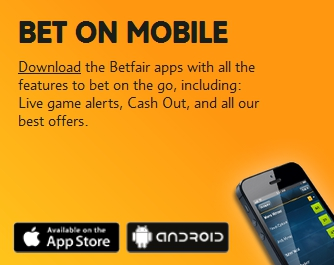 Betfair mobile Nigeria