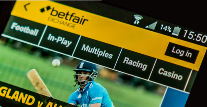 Betfair for iPhone